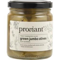 Proviant Oliven med mandler