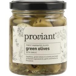 Proviant Oliven grønn med...
