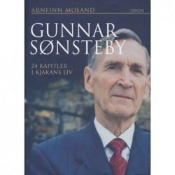 Gunnar Sønsteby. 24...