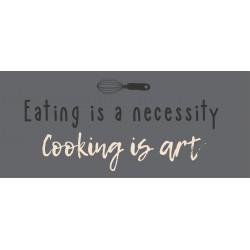 Coocking is art