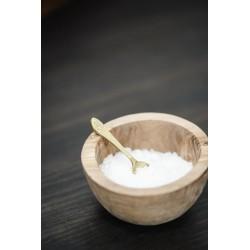 Skål til saltskje i oliventre