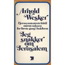 Jeg snakker om Jerusalem