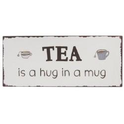 Tea is a hug in mug