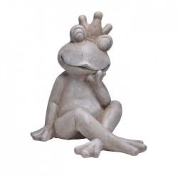 Undrende frosk