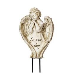 Engel på pigg Savner deg i...