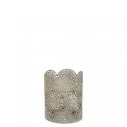 Jernlykt sementgrå 10x13cm